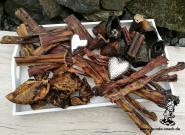 Pferde - Mix (Lunge-Dörrfleisch-Ziemer und Achillessehne) 1 Stück