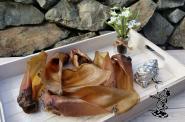 Rinder - Ohren mit kleiner Muschel 25 Stück