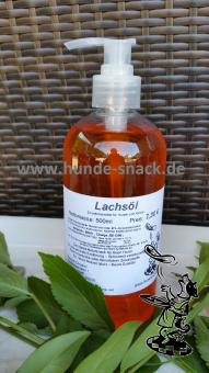 Lachs - Öl 500 ml