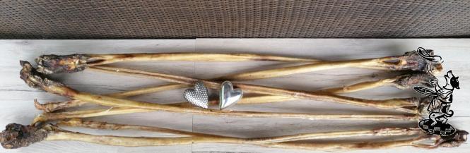 Ochsenziemer mit Fleischkeule ca. 110 cm DEUTSCHE-HERKUNFT 1 Stück